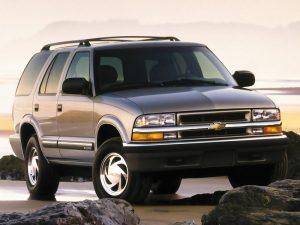 Opel Blazer & Chevrolet Blazer