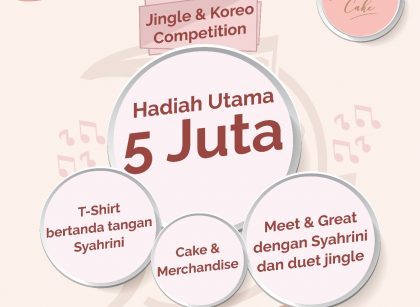 Jingle & Koreo Competition| Bakpia Princess Cake