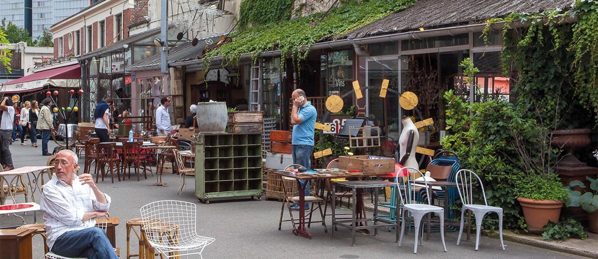 Tempat Belanja Terbaik di Paris