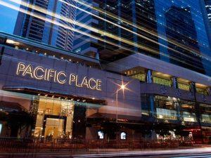 Belanja di Hong Kong Island Daerah Admiralty Pasific Place