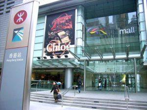 Belanja di Hong Kong Island Daerah Central Ifc Mall
