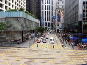 Belanja di Hong Kong Island Daerah Central The Landmark Square