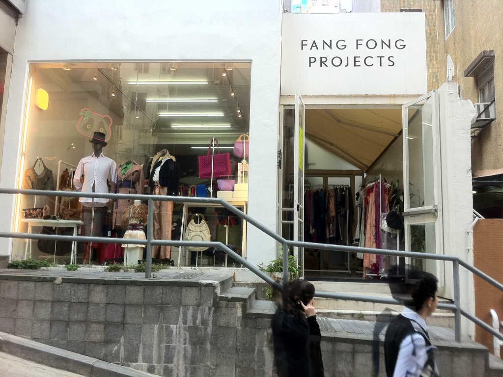 Belanja di Hong Kong Island Daerah SoHo dan NoHo Fang Fong Projects