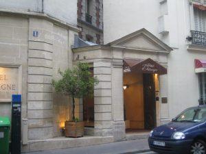 Rekomendasi Hotel di Paris : Hotel Delavigne