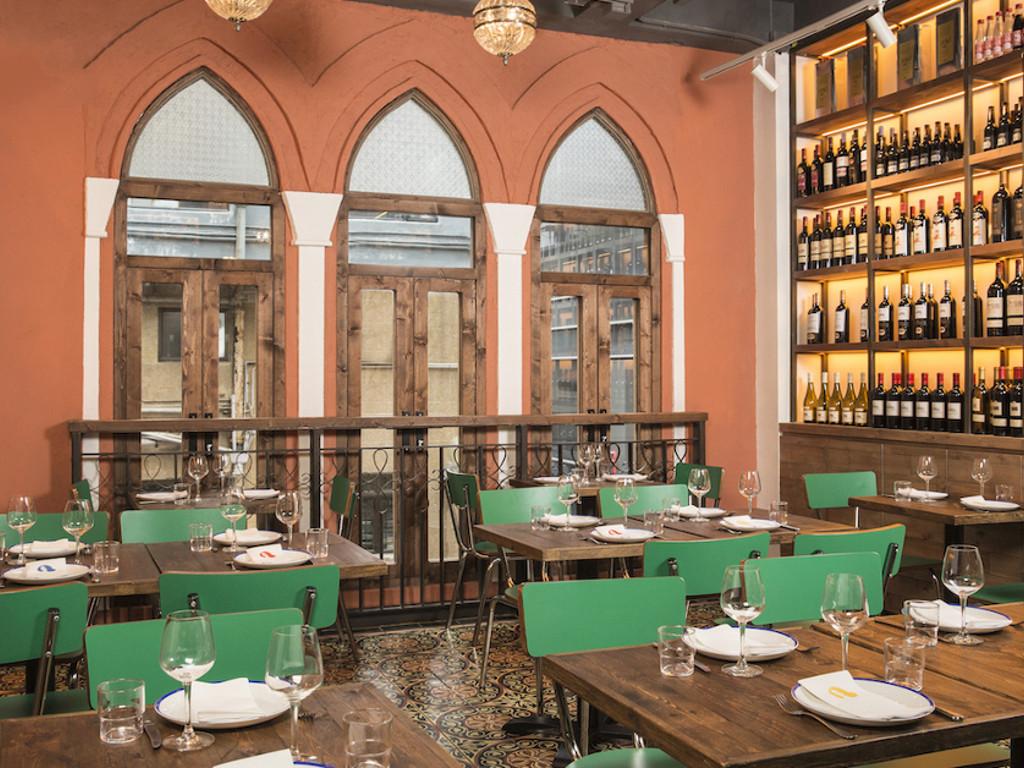 Restoran dan Kafe di HongKong : Cafe Maison