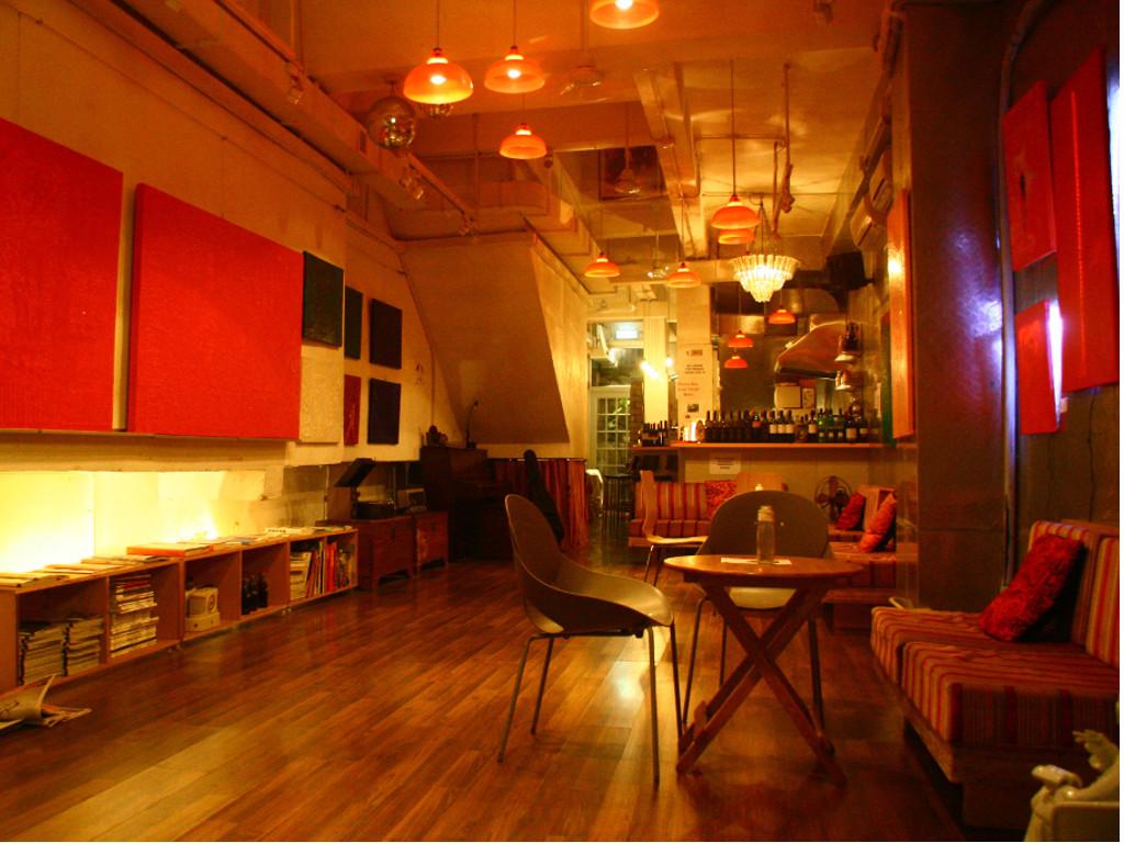 Restoran dan Kafe di HongKong : Culture Club Gallery