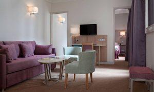 Room Suite Hotel Corona Opera