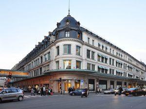 Tempat Belanja Terbaik di Paris : Le Bon Marche