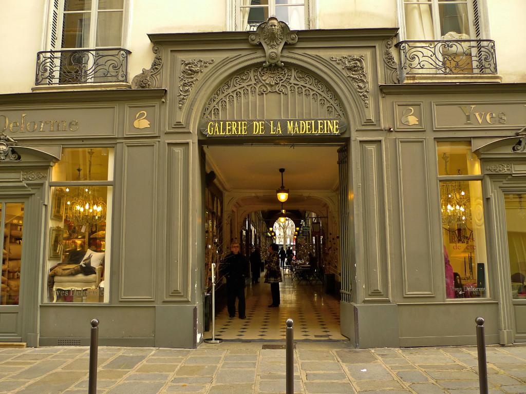 Tempat Belanja Terbaik di Paris : Madeleine Quarter