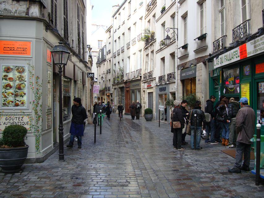 Tempat Belanja Terbaik di Paris : Marais