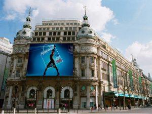 Tempat Belanja Terbaik di Paris : Printemps