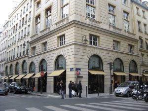 Tempat Belanja Terbaik di Paris : Rue Du Faubourg Saint-Honore