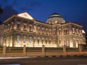 Wisata Budaya di Singapura : National Museum of Singapore