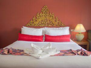 Hotel di Bangkok, Thailand : Wild Orchid Villa