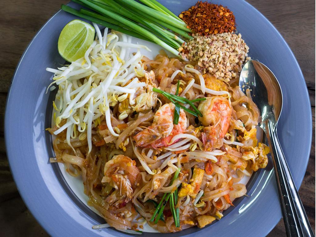 Makanan Khas Thailand : Pad Thai