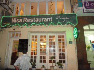 Restoran Halal di Hanoi, Vietnam : Nisa Restoran