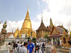 Wisata di Bangkok, Thailand : Grand Palace