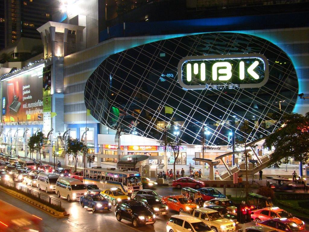 Wisata di Bangkok, Thailand : Mah Boon Krong Mall