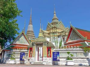 Wisata di Bangkok, Thailand : Wat Pho