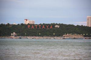 Wisata di Pattaya, Thailand : Mall Central Festival & Pantai Pattaya