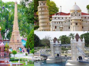 Wisata di Pattaya, Thailand : Mini Siam